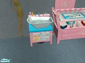 Free downloads sims 2 objects furnishing plumbing for Baby bathroom needs sims freeplay