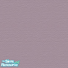 Sims 2 — Lilac Burlap by abagail — Great for that room that has heavy traffic.