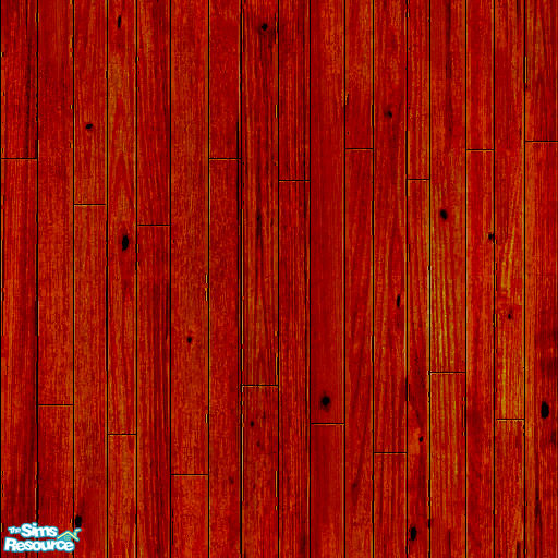 Red Stain Wood