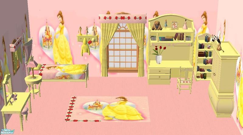Aaaaaaac 39 S Disney Princess Set 2 Belle Set Complete Kids