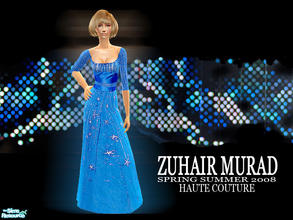 Sims 2 — Zuhair Murad SS 2008 Haute Couture by lemonloveshane — This collection is based on the recent Spring summer show