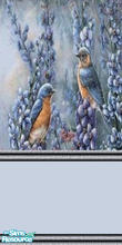 Sims 2 — Abagailusa by abagail — Birds: Bring the birds inside.