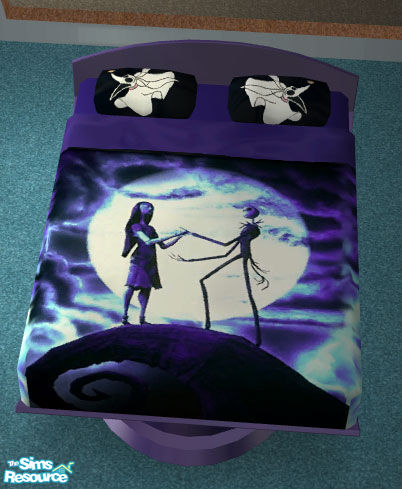 maili's Nightmare Before Christmas Bed