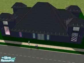 Sims 2 — Small Luxuries by oldmember_demfichar — I always download houses from online and theyre always so complicated