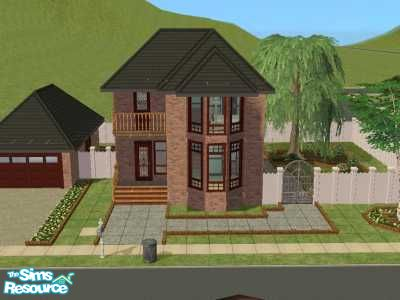 Jossy411 39 s european townhouse remake for European townhouse