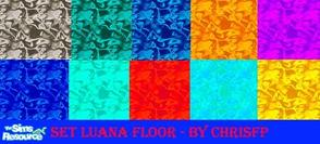 Sims 2 — Luana Floor by chrisfp — 10 colors