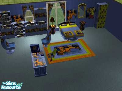 Exceptionnel Scooby Doo Bedroom