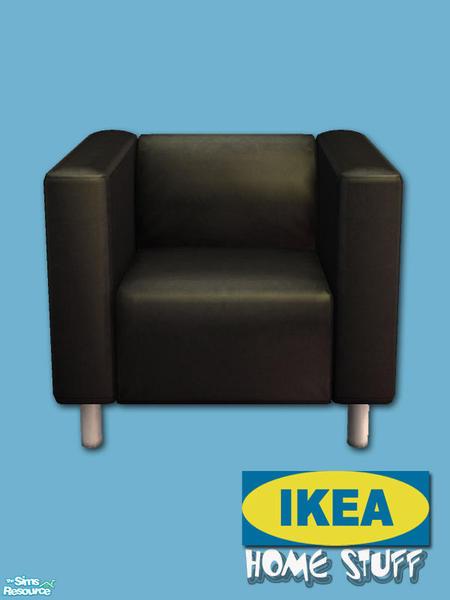 Ikea Home Stuff   Klippan Armchair   Mesh