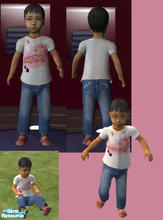 Downloads Sims 2 Clothing Female Toddler