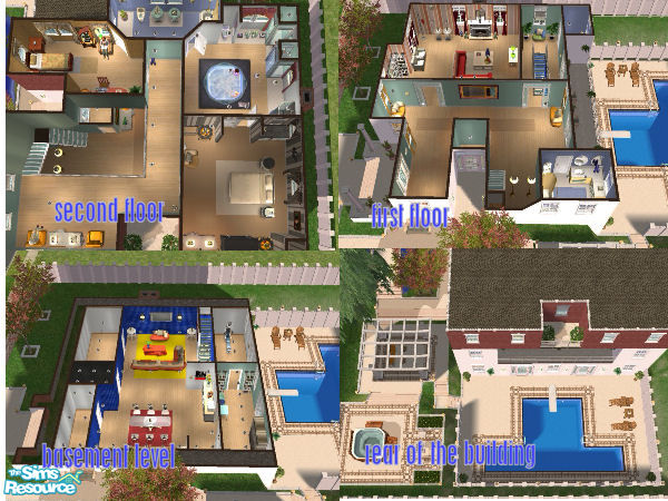 Fab House ab fab house layout - house and home design