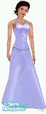 Sims 1 — Lynda by TSR Archive — This is the dress the Maid-of-Honor and the brides-maids wore at my daughter's wedding.