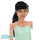 Sims 1 — Trudy by QAmazon — Trudy loves Barbie dolls and Cherished Teddy figurines. Her Mom is teaching her to sew
