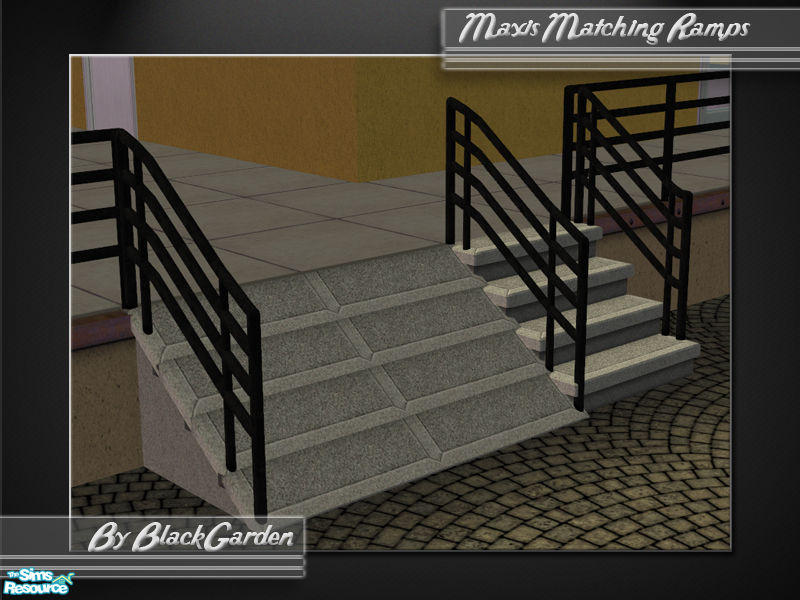 how to build a ramp sims 3
