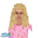 Sims 1 — Anna by QAmazon — Anna is an imaginative 10 year old who likes to write stories about animals and collect