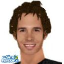 Sims 1 — Josh Groban by frisbud — Singer Josh Groban, as done by request in the TSR Forums.
