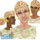 Sims 1 — Erin by QAmazon — This is for an email request for someone who asked me to make my Erin head in 3 skintones and