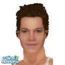 Sims 1 — Matt Damon by frisbud — Actor Matt Damon. Done by request in the TSR forums.