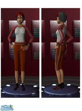 Sims 2 — Oneill Sportswear by martijnaikema — Going out jogging? Or just want to wear something comfortable. Try this