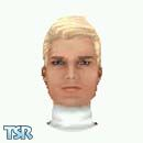 Sims 1 — Attic Chris by TSR Archive — Character from the book Flowers in the Attic. (Requested) Skin comes in light