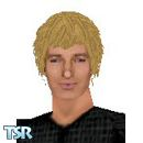Sims 1 — Owen Wilson by frisbud — Actor Owen Wilson as Hutch from the movie Starsky & Hutch.