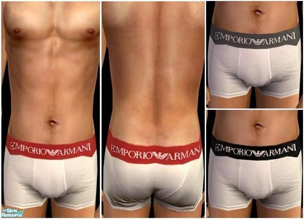 [YA/AM] Underwear W-600h-431-93894