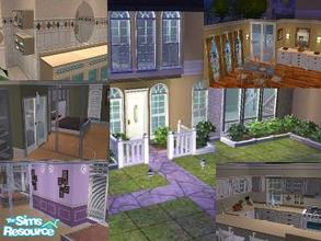 Sims 2 — Furnished Luxurious Home by lalalandgirl16 — This amazing home is perfect for a big or small family. If you