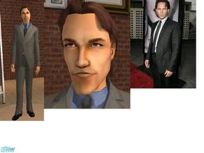 Sims 2 — Bill Compton_HBO Series True Blood by hacc2258 — Stephen Moyers stars as Bill Compton in HBO Series True blood,