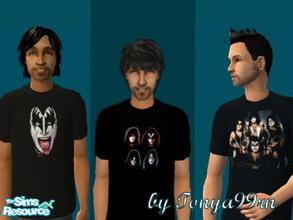 Free Sims 2 Clothing Sets - 'kiss'