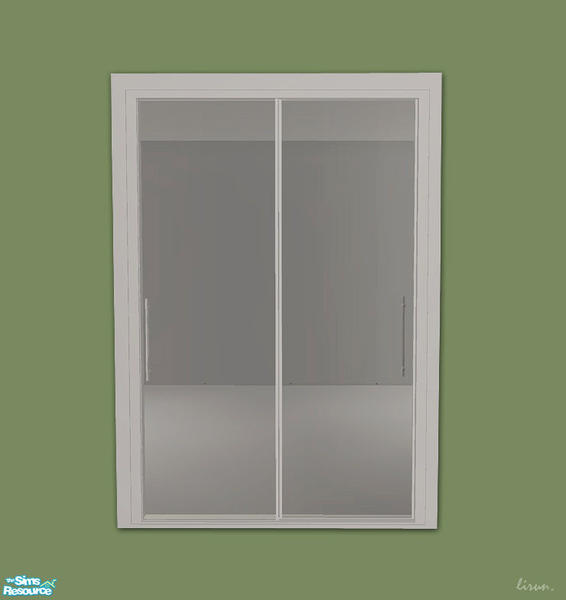 Lirunchik S The Motion Set 2 Tile Sliding Door Master